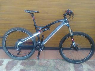 bici doble orbea