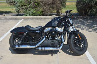 HARLEY DAVIDSON SPORTSTER FORTY EIGHT AÑO 2016