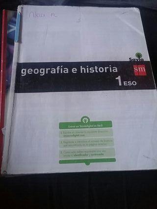 geografia e historia 1 eso