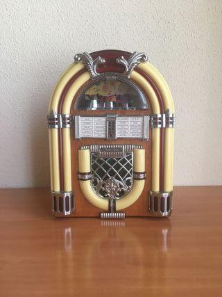 Mini Gramola Vintage Radio