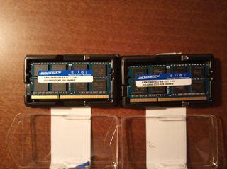 Tarjeta de memoria RAM 4Gb DDR sodimm
