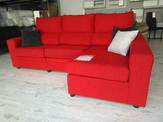 Sofá chaiselongue de 250cm