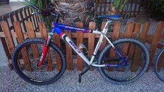 Bicicleta de Montaña MTB Conor WRC3