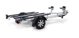 Remolque doble moto de agua / jetski