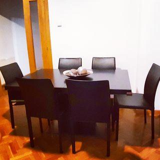 Mesa de comedor extensible BoConcept