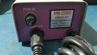 Torno Pulidor 25000 rpm
