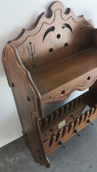 Mueble Platero Rustico