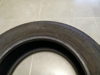 2 ruedas coche 195/60R15