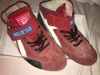 Sparco - Zapatillas deportivas sparco