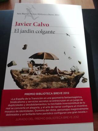 """""""el jardín colgante""""de Javier Calvo"""