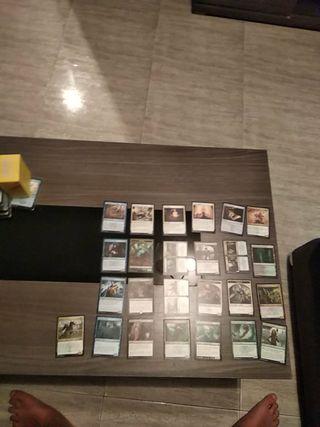 25 cartas de magic