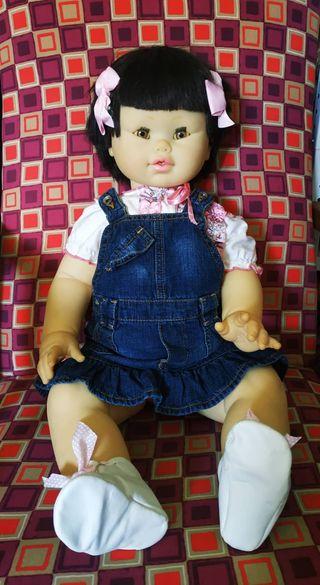 muñeca dulzon asiatica de bb