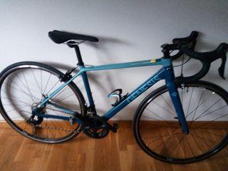 bicicleta carretera mujer talla XS