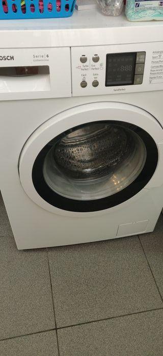 Lavadora Bosch ecosilence