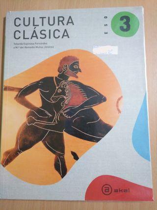 Cultura clásica 3 ESO