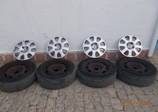 Ruedas Peugeot 307