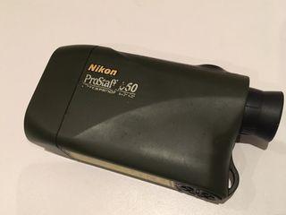 Medidor láser Nikon Prostaff 550