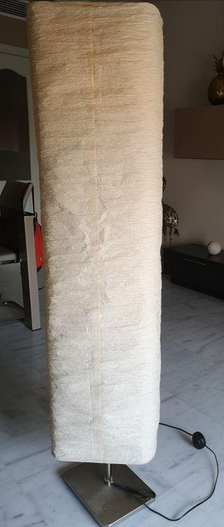 LÁMPARA DE PIE IKEA DE PAPEL