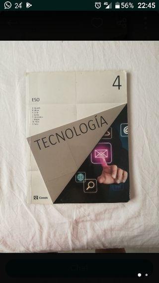 Tecnología 4 ESO ed CASALS