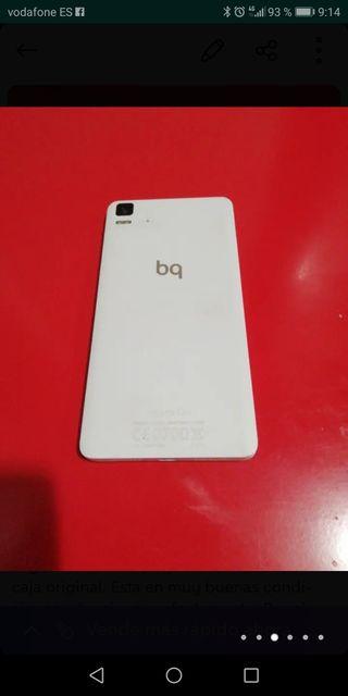 móvil Bq Aquaris E5s White