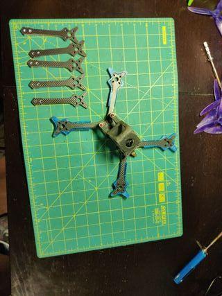 Drone frame carreras Holybro kopis 2