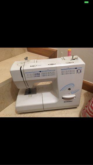 Maquina coser Silvecrest