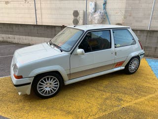 Renault Super5 Gt Turbo 1986