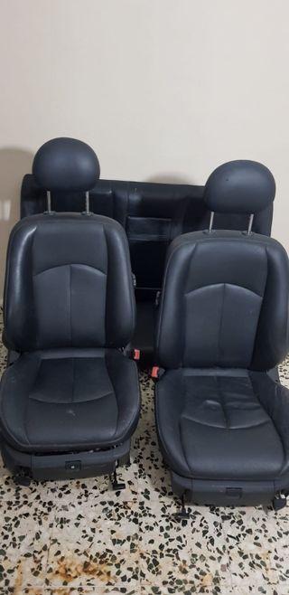 asientos bmw Mercedes Renault Audi master vito