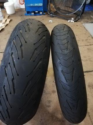 Juego de neumáticos Michelin