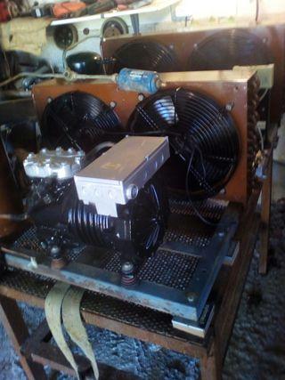 motor de camara frigorifica
