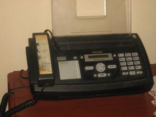 Fax Philips Magic 5 primo, en su embalaje.