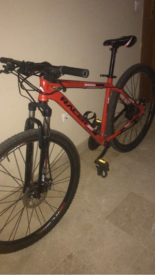 Bicicleta de montaña RACER