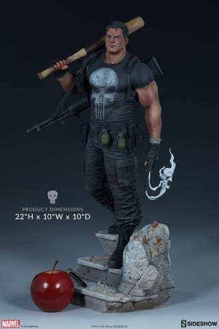 The Punisher Premium Format  Sideshow