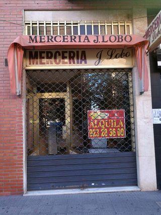 Local comercial en alquiler en Garrido Norte - Chinchibarra en Salamanca