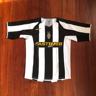 Camiseta vintage oficial Juventus Turin 2003