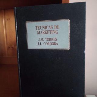 Técnicas de marketing
