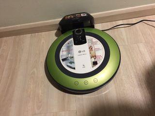 Aspirador LG Robot Hom Bot VR1027R