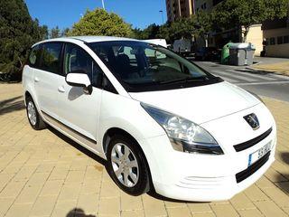 Peugeot 5008 1.6vti-120cv-con 7 plazas-gasolina