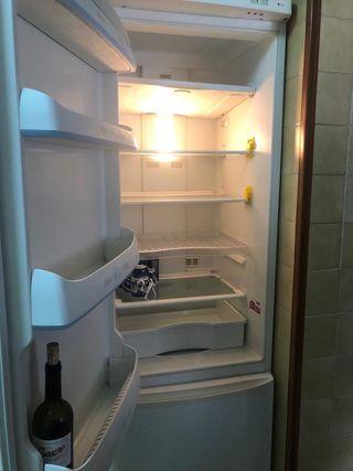Nevera frigorifico con congelador