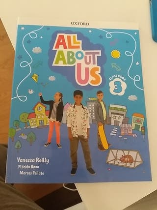 all about us 3 class book