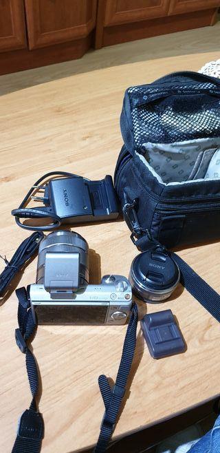 cámara profesional