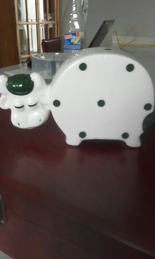 Hucha cerámica