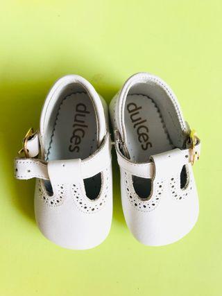 Zapatos bebé piel DULCES NUEVOS