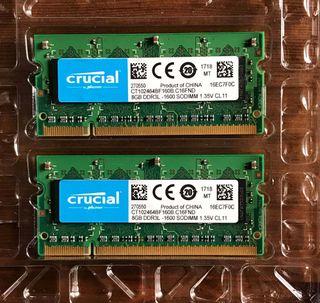 Memoria RAM 8 GB