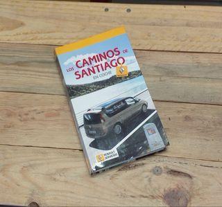 Libro Los Caminos de Santiago en coche