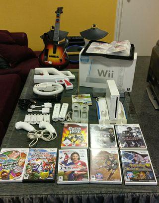 consolé Nintendo Wii