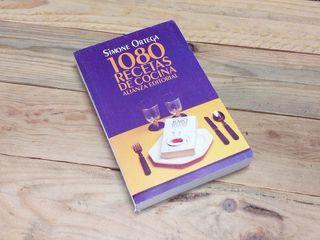 Libro 1080 Recetas de Cocina