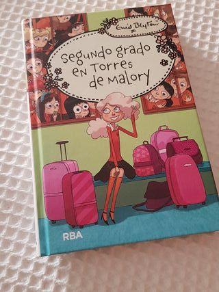 """Libro: """" Segundo grado en Torred de Malory"""""""