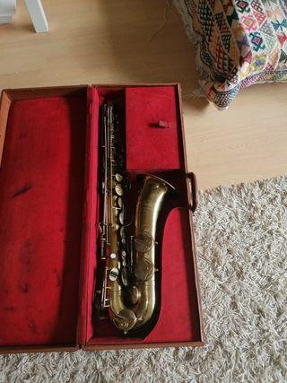 saxo tenor pierret paris