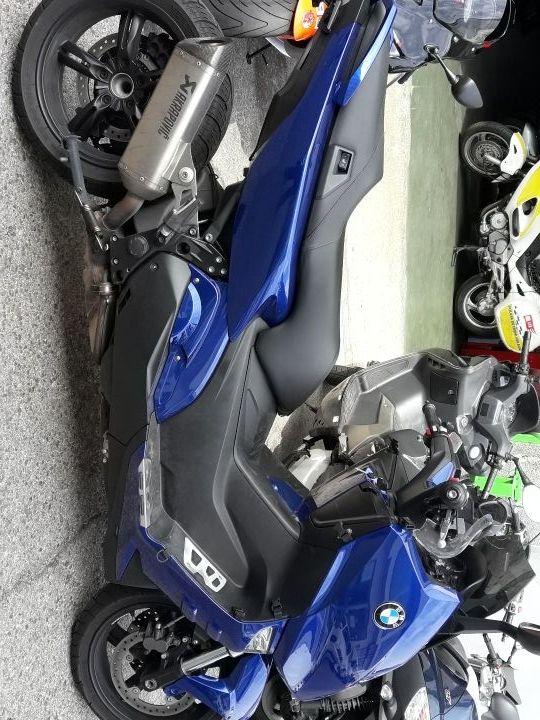 BMW sport 600